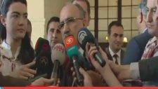 Beşir Atalay: Çözüm Süreci Normal Olarak Yürüyor