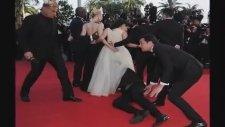 Cannes'ta Etek Altı Skandalı
