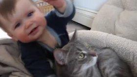 Kedi ve Bebek - Bu Nasıl Aşk?