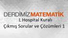 L Hospital Kuralı Çıkmış Sorular ve Çözümleri 1
