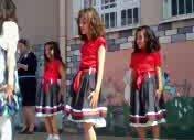 Harika 23 Nisan Dans Gösterisi