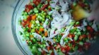 Tavuklu Makarna Salatası - Kekevi Yemek Tarifleri