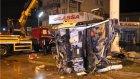 Cenazeden Dönen Otobüs Kaza Yaptı: 4 Ölü, 16 Yaralı