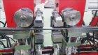 Liv Makina Çift Kafa Double Boru Profil Bükme Makinası