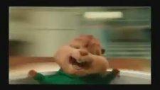 Alvin Ve Sincaplar - Ai Se Eu Te Pego