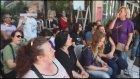 Yunanistan'da temizlik işçisi kadınlar eylem yaptı - ATİNA