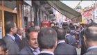 Fenerbahçeli Bakan Yılmaz, Galatasaray tırını ziyaret etti - AĞRI