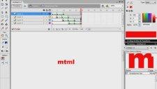 Adobe Flash ile Yanıp Sönen Yazı Yapmak