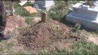 Çorlu'da bulunan bebek cesedi defnedildi