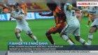 Fenerbahçe'ye 2 Maç Ceza