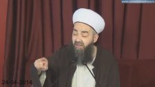 Ahmet Yesevi Derneği Sohbeti- Cübbeli Ahmet Hoca (24-04-2014)