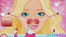 Barbie Burun Ameliyatı Oyununun Tanıtım Videosu