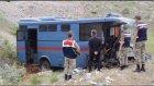 Cezaevi ring aracı devrildi: 1 ölü, 9 yaralı - KAHRAMANMARAŞ