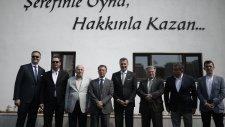 Beşiktaş Hakkı Yeten Tesisleri açılışı