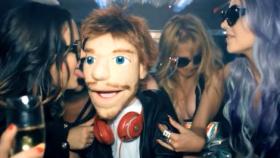 Ed Sheeran - Ft. Pharrell Williams - Sing