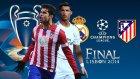 Real Madrid'in Şampiyonlar Ligi finali klibi
