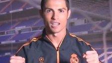 Ronaldo'dan final öncesi Real Madrid taraftarına mesaj