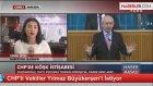 CHP'de Köşk Adaylığı İçin Yılmaz Büyükerşen Endişesi