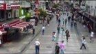Deprem Anı Mobese Kameralarına Yansıdı - İzmir