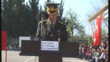 Burdur Asker Yemin Töreni