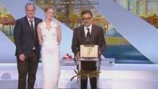 Nuri Bilge Ceylan'ın Cannes Film Festivali'nde Konuşması