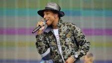 Pharrell Williams - Happy (Canlı Performans)