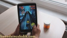 Subway Surfers -- Minion Rush Gameplay on Artes QD1002 Android Tablet