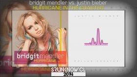 Bridgit Mendler - Feat. Justin Bieber - Hurricane In The Coaster