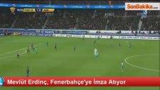 Galatasaray Mevlüt Erdinç'le Anlaşmaya Vardı