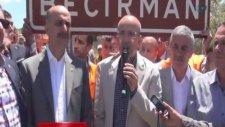 Maliye Bakanı Mehmet Şimşek Batman'da