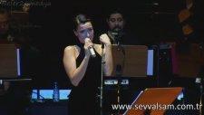Şevval Sam - Papatya Gibisin (İş Sanat Tango Konseri)