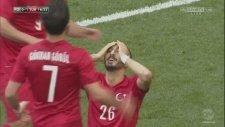 İrlanda Cumhuriyeti 0 - 1 Türkiye (Gol Ahmet İlhan Özek)