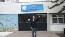 Ankara İstiklal Marşı Okuyor
