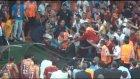 Banvit - Galatasaray maçında arbede - BALIKESİR
