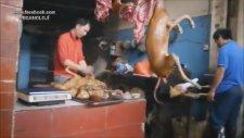 Çin'de Kedi Köpek, Türkiye'de Dana Biftek!!!