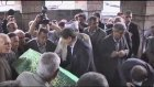 Dışişleri Bakanı Davutoğlu, cenaze namazına katıldı - AĞRI