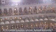 Fecr Suresi İbrahim Jibreen Türkçe Altyazılı Mealli