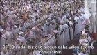 Vakia Suresi Kabe İmamı ibrahim Jibreen Türkçe Altyazılı Mealli