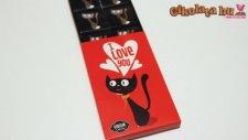 Konuşan Çikolata - I Love You