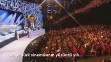 Nuri Bilge Ceylan Ödül Konuşması - Cannes 2014