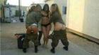 İsrail Ordusunda Çıplak Asker Skandalı
