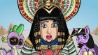 Katy Perry- Dark Horse (Cartoon Parody)