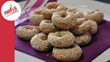 Kandil Simiti Tarifi | Susamlı Simit | Nefis Yemek Tarifleri