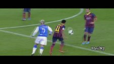 Neymar Jr  - Amazing Skills Show  2013-2014 ||hd||