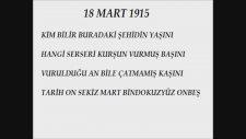 Erhan Altun - Çanakkale 18 Mart 1915