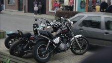 Kötü Sürücü Pazarda Olay Çıkardı!