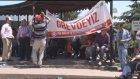 Taşeron işçilerden hastanede iş bırakma eylemi - KOCAELİ