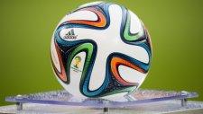 Dünya Kupası'nın topu böyle yapıldı