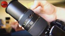 Tamron Canon70 300mm F4 5 6 Ld Di Macro Lens