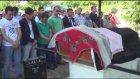 Zonguldak'taki Trafik Kazası - Aygün'ün cenazesi